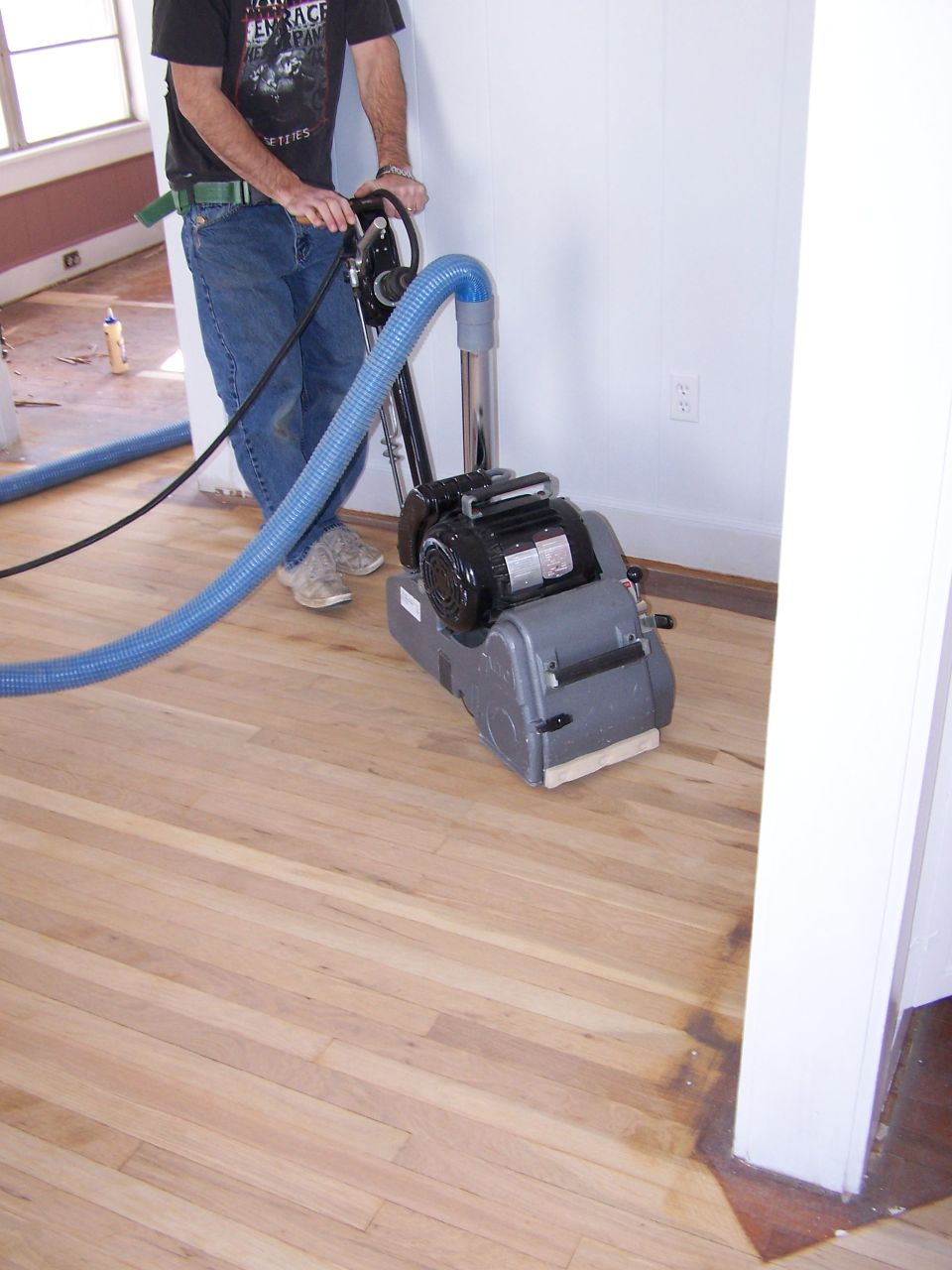 dustless-floor-sanding-machine - Dustless-floor-sanding-machine NewLifeHardwoods.com
