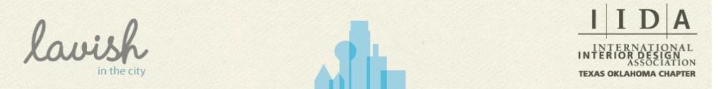 Lavish In The City Logo image